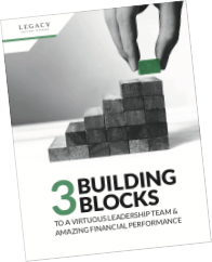 Legacy 3 Building Blocks Book